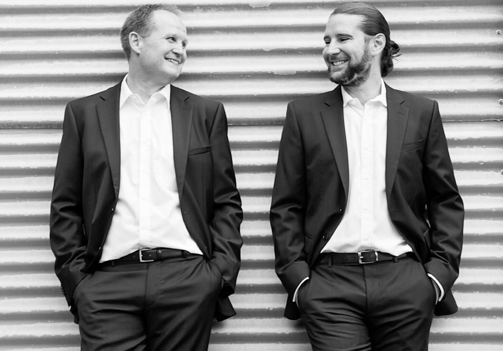 Klaus Birkenbihl und Ingo Scheuer
